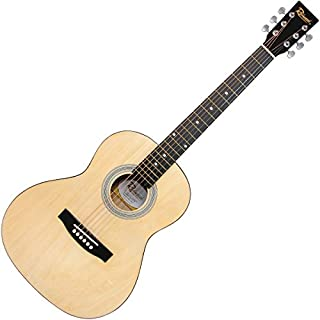 Redwood AG-234 3/4 Size Acoustic Guitar, Grand Concert Body - Natural
