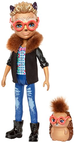 Enchantimals 887961537642 Hixby Hedgehog Doll