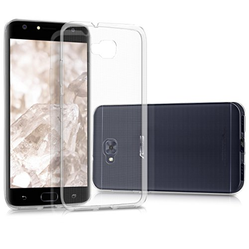 kwmobile ASUS Zenfone 4 Selfie ZD553KL Hülle - Handyhülle für ASUS Zenfone 4 Selfie ZD553KL - Handy Case in Transparent