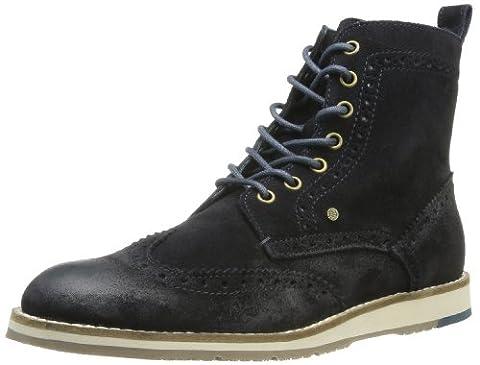 Tommy Hilfiger Arthur 2B, Chaussures montantes homme - Bleu (Midnight),