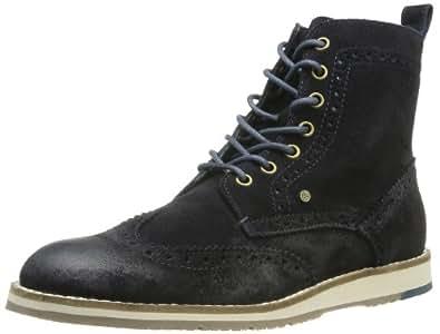 Tommy Hilfiger Arthur 2B, Chaussures montantes homme - Bleu (Midnight), 42 EU