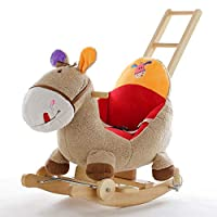 Rocking horse LQ Donkey Children