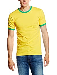 Fruit of the Loom Ss040m, T-Shirt Homme