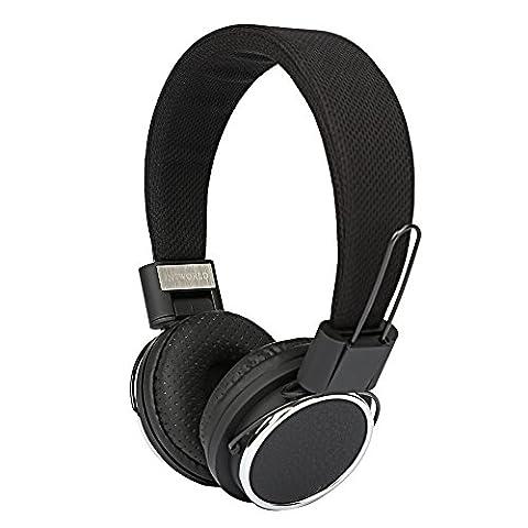 jntworld Farben zusammenklappbar headset Hände frei mit Mikrofon DJ Über dem Kopf Kopfhörer für apple ipod, ipad,ipad mini nano, sony mp4, samsung, iphone 4 5 4s, HTC one, smasung s3 s4 Lte (Kreative Ipod Speaker)