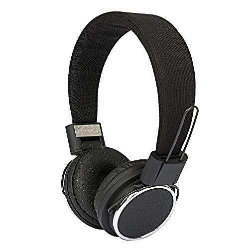 One Mini 1 Htc Fall (jntworld Farben faltbar zusammenklappbar Freisprecheinrichtung Headset mit Mikrofon DJ über den Kopf Kopfhörer für Apple iPod, iPad, iPad mini nano mp4 Sony, Samsung, iphone 4 4s 5, HTC One, Smasung s3 s4 Lte (schwarz))