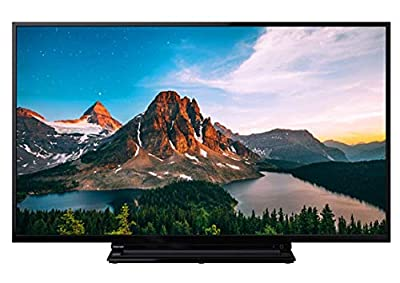Toshiba 49V5863DBT 49 Inch SMART 4K UHD HDR LED TV Freeview Play Supports Alexa (Certified Refurbished)