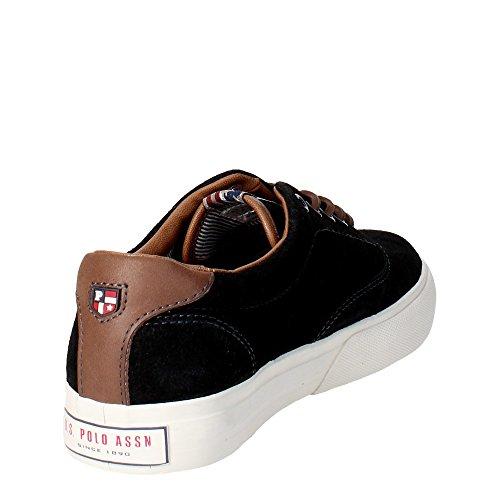 U.s. Polo Assn GALAD4249W3/SL2 Sneakers Bassa Donna Nero