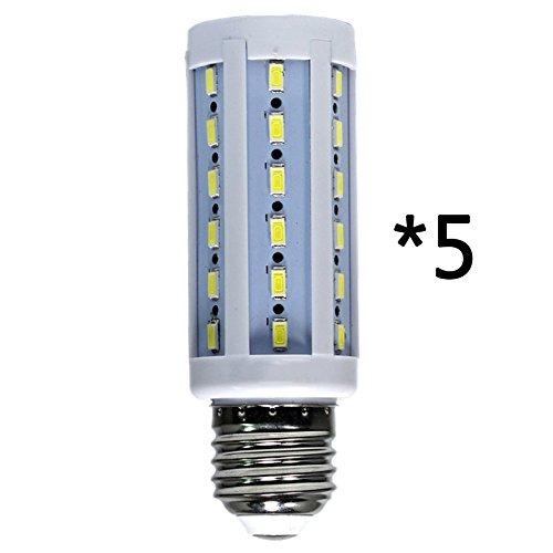 SMBYLL LED-Mais-Licht, LED-Energiesparlampen E27-Lichtquelle AC/DC 24V-36V-Arbeitslampe-Niederdruck 5-30W Marine-Lichter-weißes Licht-warmes weißes Licht-Lampen-Lichtquelle-Haushalts-Beleuchtung Wan 5w Marine