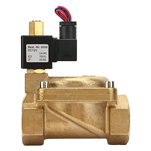 Normalerweise Offene Magnetventil (Elektrisches Magnetventil, Electric Solenoid Valve G1-1/4
