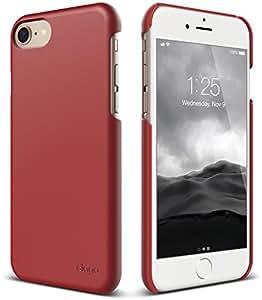 iPhone 7 case, elago® [Slim Fit 2][Extreme Red] - [Light][Minimalistic][True Fit] – for iPhone 7