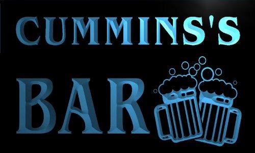 cartel-luminoso-w001633-b-cummins-name-home-bar-pub-beer-mugs-cheers-neon-light-sign
