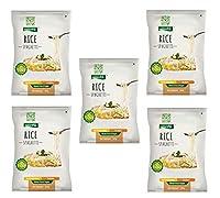 NutraHi Gluten Free Rice Spaghetti - Pack of 5-84gm Each