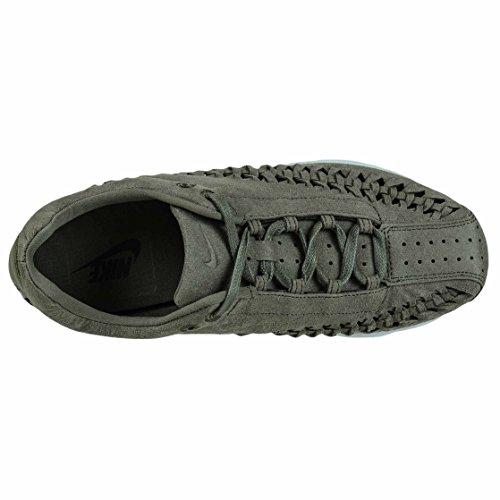 NIKE - Scarpe uomo sneaker nike mayfly woven 833132 Verde oliva