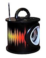 Teknofun Electro LED Lighting Mini Tower 1 Speaker