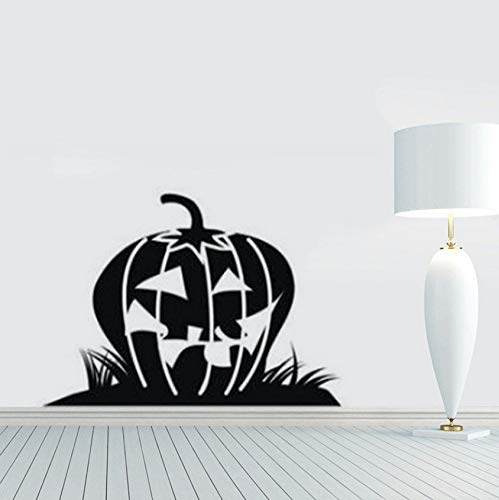 Halloween wallpaper Halloween Kürbis Hintergrund Wandaufkleber Fenster Home Decoration Decor (Wallpaper Halloween Kürbis)