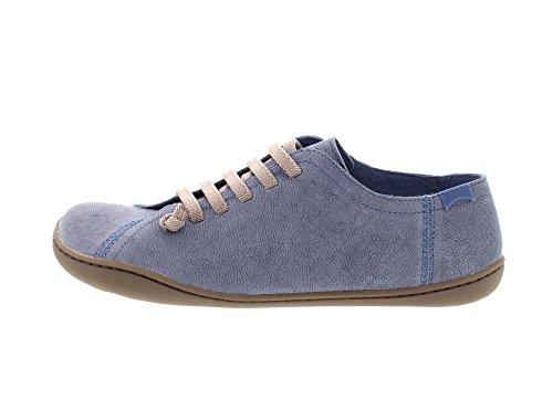 Camper Peu Cami, Sneakers Basses Femme Bleu (Medium Blue 116)