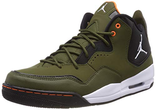 low priced 0042d 2f088 Nike Jordan Courtside 23, Zapatillas de Deporte para Hombre, (Olive  Canvas White