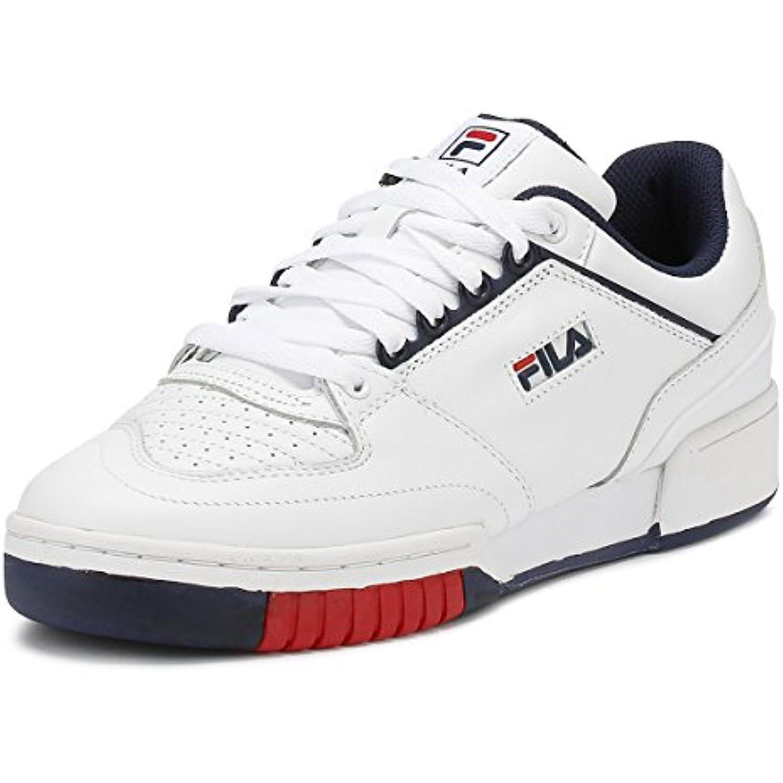 Fila  Uomo Bianco/Marina Targa Sneaker  Fila Parent 6ab302