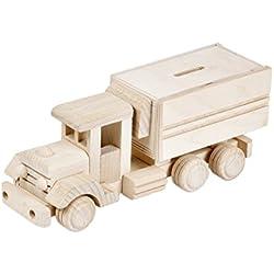 Madera Hucha Hucha Camiones Oldtimer Madera Auto madera juguete