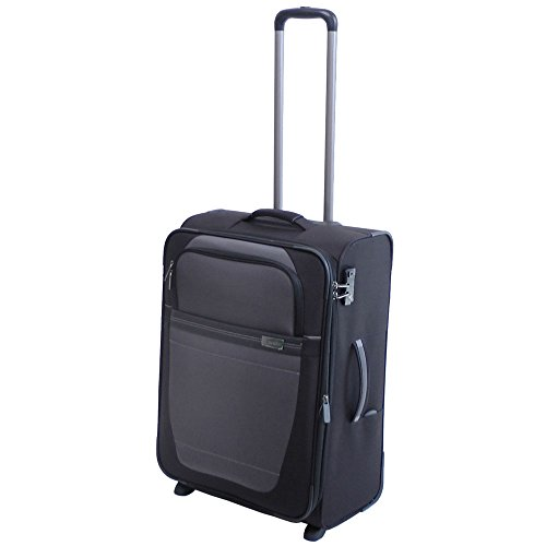 travelite-trolley-meteor-with-2-wheels-size-m-in-black-valise-63-cm-80-liters-noir-black