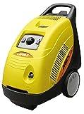 Lavor 8.619.0610 0610-Hidrolimpiadora de Agua Caliente MEK 1108 Con manguera Profesional Motor induccion 2300 W 145 bares 450 lt/H 64 Kg