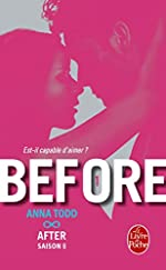 Before (After, Tome 6) de Anna Todd