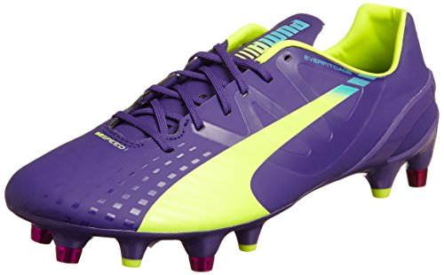 Puma Evospeed 1.3 Mixed SG, Chaussures de Football Homme