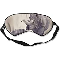 Animals Rhinoceroses Sleep Eyes Masks - Comfortable Sleeping Mask Eye Cover For Travelling Night Noon Nap Mediation... preisvergleich bei billige-tabletten.eu