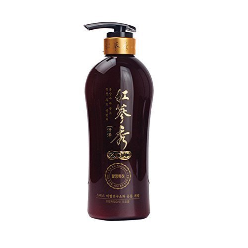 [ Somang ] Korea Herbal 6years-old Red Ginseng Extract Shampoo 730ml by Somang -