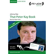 That Peter Kay Book (Mi-Vox Pre-loaded Audio Player)