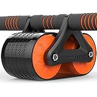 ea9aa6299fbffa Bauch Rad Doppelrad Automatische Rebound Brake Fitness Rad Sport Roller Home  Fitnessgeräte Bauch Bauch