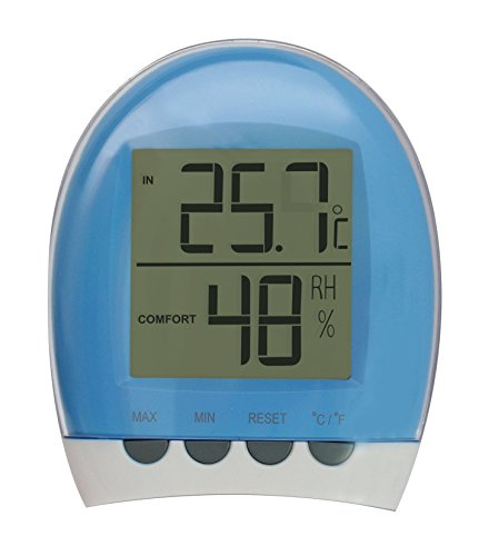 Hygromètre Thermomètre d'Intérieur HygrobabyLBS