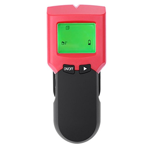 YouN LCD Portable Metal Detectors Stud Center Electric Box Finder Wire Scanner Metal Detector Lcd