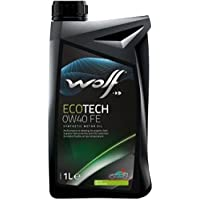 Wolf olio Motore ECOTECH 0W40 FE 1 Litro