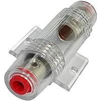 AERZETIX: Portafusible para fusible AGU 10A-80A max in 20mm2 max out 10mm2 C19831