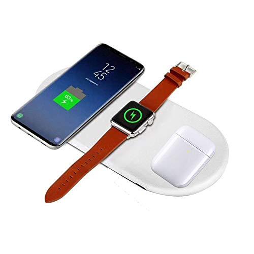 Sararoom Cargador inalámbrico 3 1 Wireless Charger/Qi