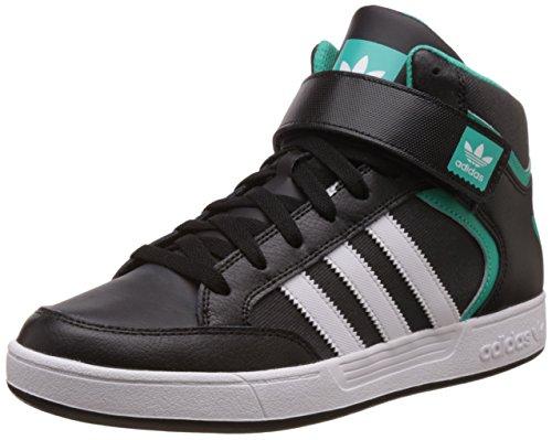adidas - Varial MID, Scarpe da skate Uomo, Nero (Negro (Negbas / Ftwbla / Menimp)), 42 EU