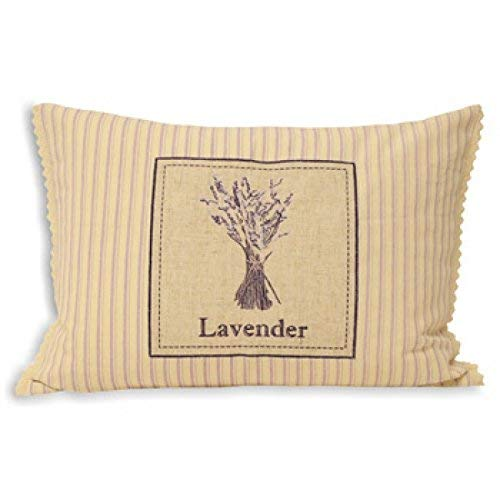 Paoletti Secret Lavendel Boudoir Kissenbezug, lila, 35x 50cm -