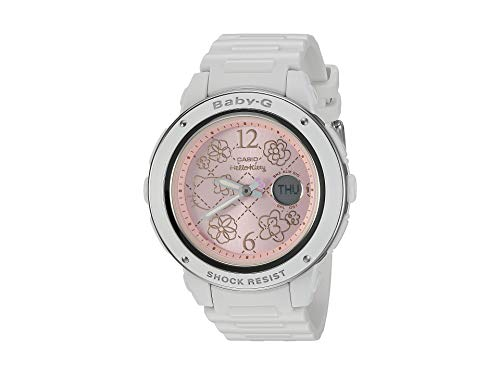 Casio Baby-G Hello Kitty 2019 Edition White and Pink Watch BGA-150KT-7BCR