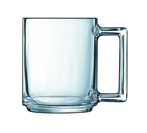 Dajar Becher A La Bonne Heure 250 ml LUMINARC, Glas, Transparent, 7.1 cm
