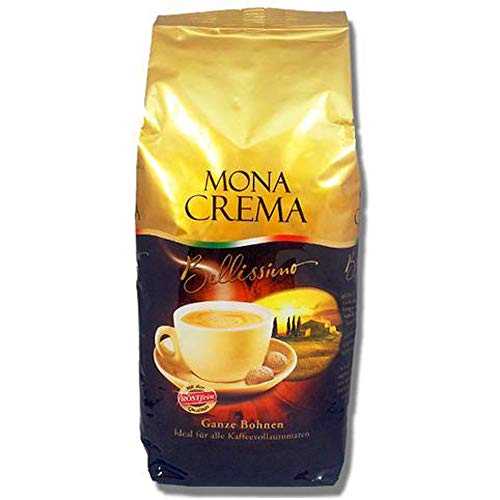 Mona Crema Bellisimo ganze Bohnen