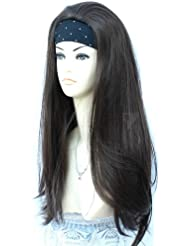 Amazon.co.uk  Ladies - Wigs   Hair Extensions 14f8e8cfe1