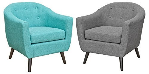 Cleo Tub Chair – TEAL