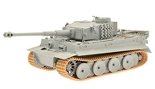 DRAGON 6730 Tiger-1 Early Prod Pz.Kpfw.VI Ausf.E Wittmann's 1:35 Smart Model Kit