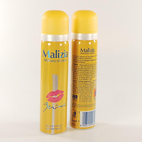 deodorante per donna sensual spray da 75 ml