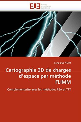 Cartographie 3d de charges d''espace par méthode flimm par Cong Duc PHAM