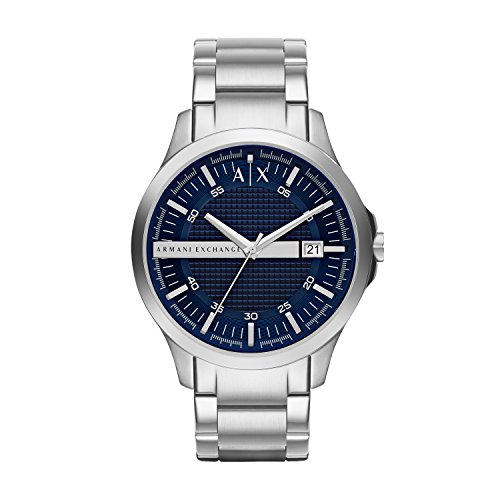 Armani Exchange Hampton Analog Blue Dial Men's Watch - AX2132