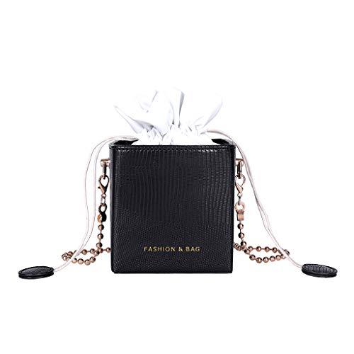Damen Umhängetasche Taschen Shoulder Bag Handtasche Schultertasche Satchel Schulter handbag Rucksack,Einfache kleine Einzelne Kuriertaschen -