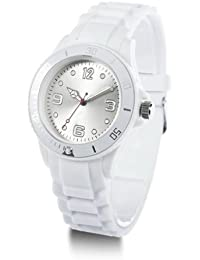 Gleader Reloj de Pulsera Deportivo Clasico Banda de Silicona Unisex