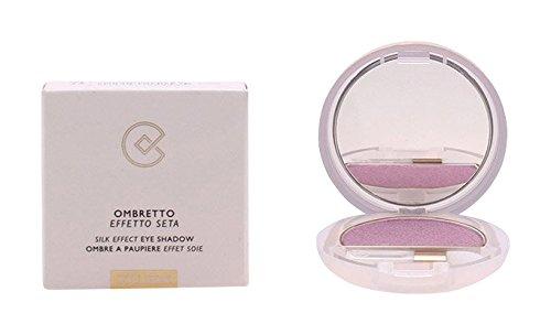 Collistar Silk Effect Eye Shadow 33 Wild Lilac unisex, Lidschatten, 1er Pack (1 x 4 g) -